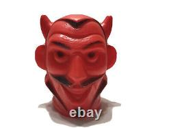 1960s VINTAGE HALLOWEEN PEERLESS DEVIL BLOW MOLD RARE Replacement For Light Set