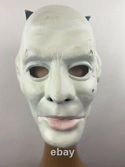 Cesar Anonymous Fantomas Mask Rare Collector Vintage