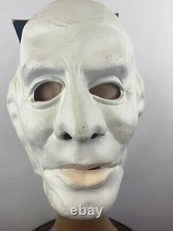 Cesar Anonymous Fantomas Mask Rare Collector Vintage White Male