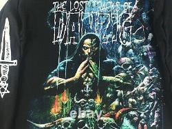 Danzig 3 Weeks Of Halloween Lost Tracks T Shirt Rare Tour Vintage Heavy Metal M