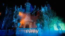 Disneyland Haunted Mansion Rare Prop Vintage Cemetary Urn Halloween Event