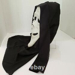 Easter Unlimited Scream Smile Mask Scary Movie Spoof Smiley Face Rare Vintage