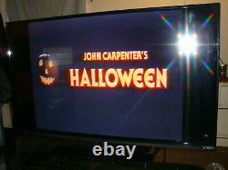 HALLOWEEN Rare Vintage Original 1978 MEDA/MEDIA VIDEO Horror VHS TAPE Tested