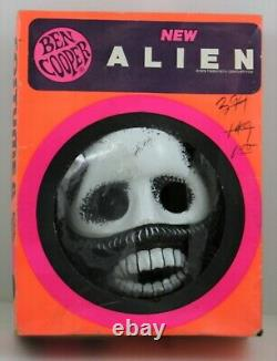 RARE. Vintage Ben Cooper ALIEN MOVIE COSTUME in box complete. Rare