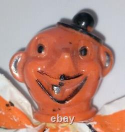 RARE Vintage Halloween Rosen Rosbro Puppet