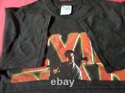 RARE Vintage The Evil Dead Black T-Shirt 666 Horror Halloween Sam Raimi Movie M
