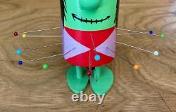 Rare UNASSEMBLED Vintage Voodoo Popsie Pride Creations Halloween Toy with box