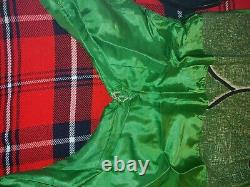 Rare Vintage 1966 The Green Hornet& Kato Mask & Costume With Hat