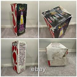 Rare Vintage 90s Lava Lamp Icon Series Toady 1997 with Box Halloween