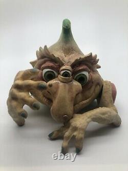 Rare Vintage Boglins Mexico Knockoff Boglin 3 Eyed Monster