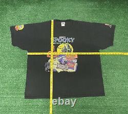 Rare Vintage Halloween Hershey Candy Shirt Size 2XL Spooky Candy Savings 1998