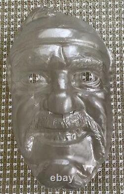 Rare Vintage WWF WWE Hulk Hogan Mask 1980's Made by Cesar Mint