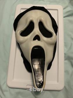 Scream mask vintage fun world div RARE Vanilla Scent