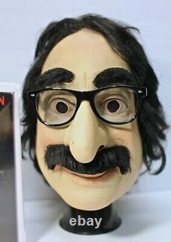VTG. RARE 1976 Cesar Terror Train Critic halloween mask Groucho Marx Horror