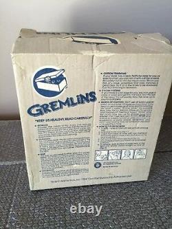 Vintage 1984 Don Post Gremlins GIZMO Mask. 1989 Don Post/Warner Brothers -RARE