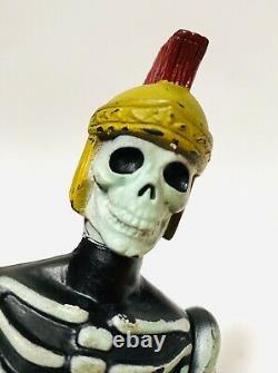 Vintage 1984 MTC SPARTACUS Nightmare Warriors Figure Rare