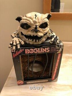 Vintage Boglins Bog o Bones Halloween Rare With Box 1980s