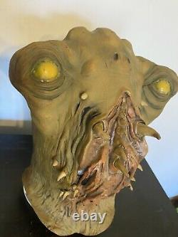 Vintage Death Studios Venusian mask Jordu Schell RARE not distortions don post