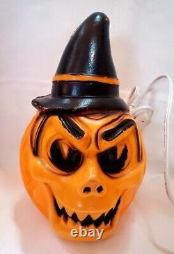 Vintage Halloween Grinchy Blow Mold- Rare