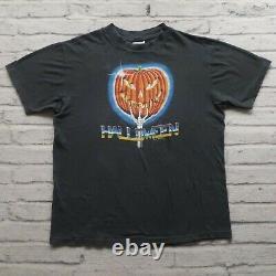 Vintage RARE 1983 Grateful Dead Alton Kelley Halloween Tshirt Single Stitch