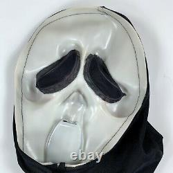 Vintage SCREAM Ghost Face Mask Gen 2 Fun World Glow Fantastic Faces 90s 2nd Rare