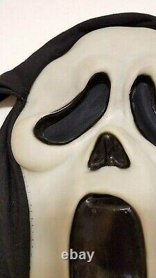 Vintage Scream FANTASTIC FACES GHOSTFACE Mask Fun World Div GEN 1 Glow RARE 90s
