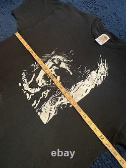 Vintage The Exorcist T Shirt Horror Movie Rare Halloween Cult Classic XXL