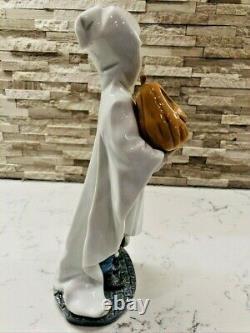 Vtg Lladro Figurine Trick or Treat Halloween #5304 Retired withBox VERY RARE HTF