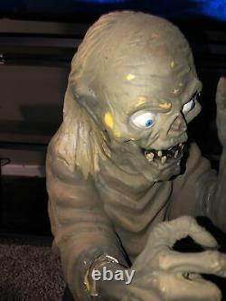 1997 Crypt Keeper Vintage Halloween Souffle Moule Morbide Rare Gemmy Trendmasters