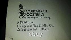Boglins Halloween Masque! Ultra Rare! 1987! Ancien! Avec La Carte! Baver