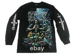 Danzig 3 Semaines D'halloween Lost Tracks T Shirt Rare Tour Vintage Heavy Metal M