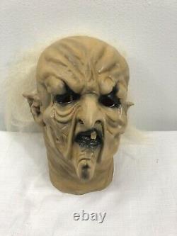 Les Masques De Latex Les Masques Hantés