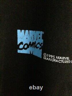 Marvel Comics 1995 Wolverine X-men Vintage Shirt Classic Heroes Rare Authentic