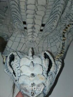 Masque Dragon Latex Vintage Halloween Albinos Rare