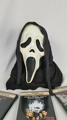 Même Que Scream 2 Ghostface Masque Rds Pâques Illimité Vintage Lueur Rare