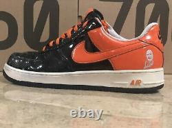 Nike Air Force 1 Halloween 2005 Vintage Mens Taille 13 Taille Extrêmement Rare