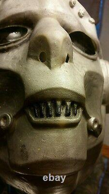 Rare 1984 Boris Vallejo Masque De Science-fiction Fantasy Horror Vintage Ben Cooper