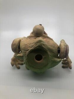 Rare Vintage Boglins Mexique Knockoff Boglin 3 Eyed Monster