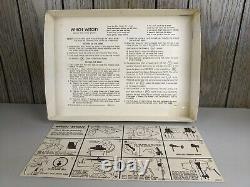 Rare Vintage Quel Jeu De Sorcellerie Milton Bradley 1970 Complet