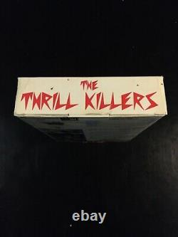 The Thrill Killers Vhs Horror Camp Vidéo Big Box Vintage Cult Rare Gore Slasher
