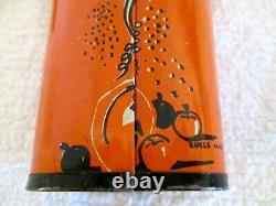 Very Rare Vintage Halloween Tin Noisemaker Années 1930 Par Bugle