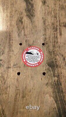 Vieux Jouet Machine Skateboard Deck Very Rare Halloween
