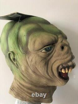 Vieux Masque De Masque Topstone Monster Masque De Film Rare