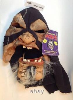 Vintage Be Something Studios Executioner Gash Halloween Mask Bss 2000 Rare