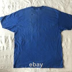 Vintage Casper Pepsi 2 Liter Fantôme Halloween Bleu 90s Promo Film T-shirt Rare XL