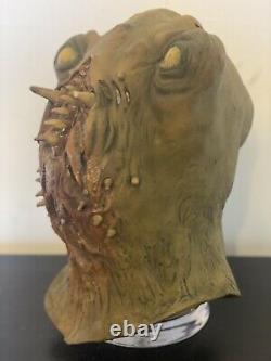 Vintage Death Studios Masque Vénusien Jordu Schell Rare Pas Distorsions Don Post