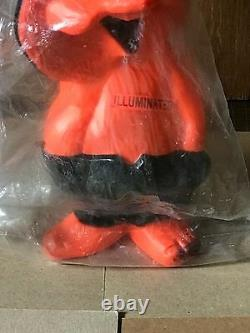 Vintage Halloween Hard Plastic Blow Mold Twik Rare Decoration Union Produits