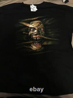 Vintage Halloween Horror Nights IX 1999 T-shirtbrand Nouveau, Extrêmement Rare Wtag