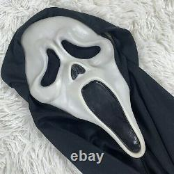 Vintage Scream Ghost Face Masque Gen 2 Fun World Glow Fantastic Faces 90s 2nd Rare