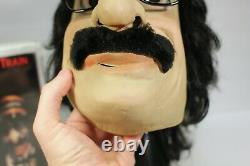 Vtg. Rare 1976 Cesar Terror Train Critique Halloween Masque Groucho Marx Horror
